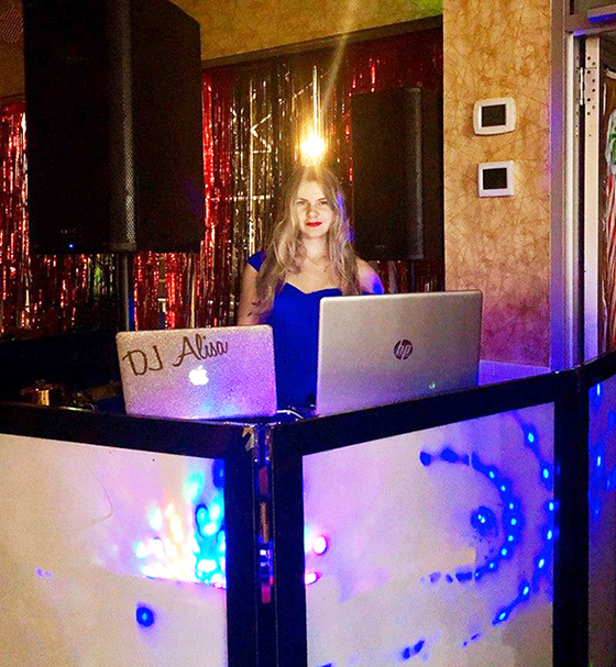Tuesday, December 31st, 2019, DJ Alisa, New Year's Eve, New York City, The Mansion, 1634 York Avenue, New York,  NY  10028